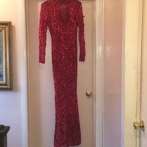Dresses & Skirts - Glitter Red